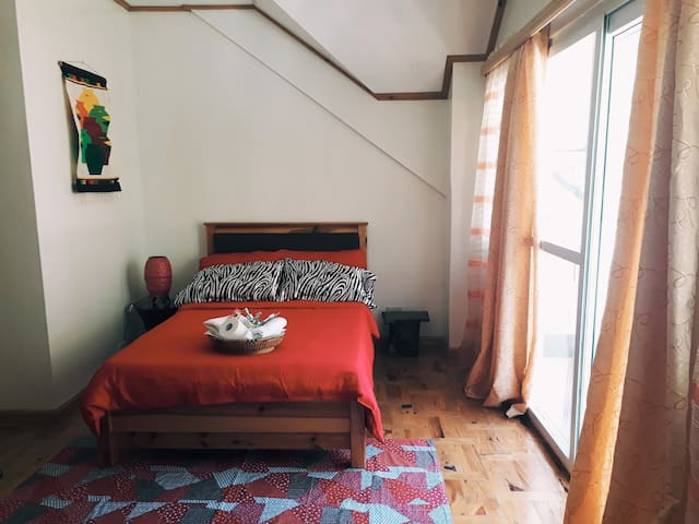 Tawid: A Room For Couples @ Ina's Sagada Homestay