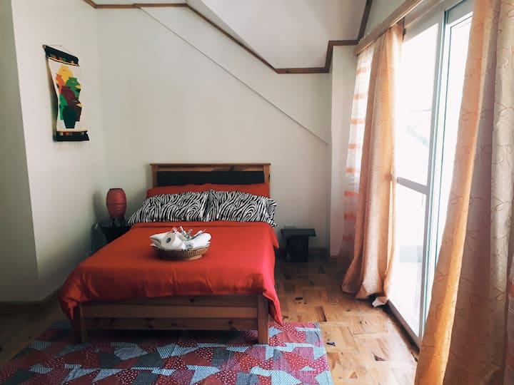 Tawid: A Room For Couples @ Ina's Sagada Homestay