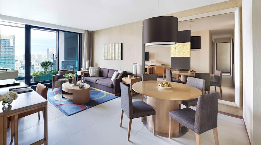 Oakwood Premier Tokyo/Luxury 3BR Suite