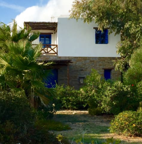House - 150 m from the beach - Drios