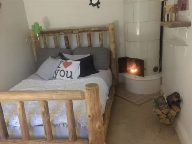 Picturesque cottage with garden on Södermalm. - Stockholm - Apartment