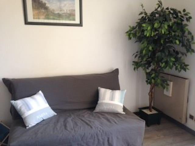 Location dans une résidence avec piscine et tennis - Dolus-d'Oléron - Apartment