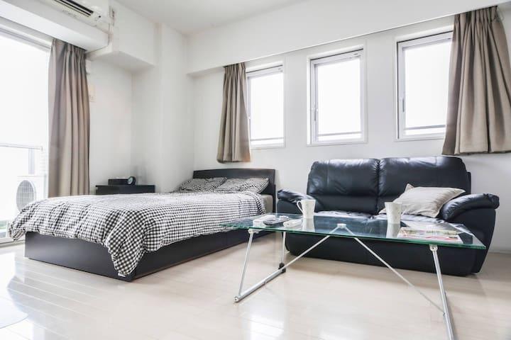 Luxury long stay Hiroo & Nishiazabu - Minato-ku - Apartament