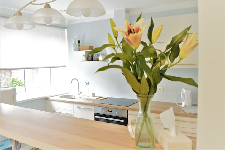Relaxing holiday home in  hearth of Liepaja