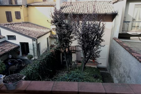 Appartamento con ottima vista nel centro - Piacenza