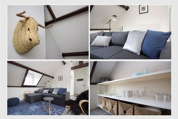 Loft apartment city centre Venlo, - Venlo - Byt