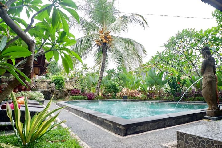 Budi House In Central Ubud #3 - Gianyar
