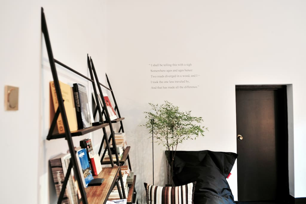 Readig Room