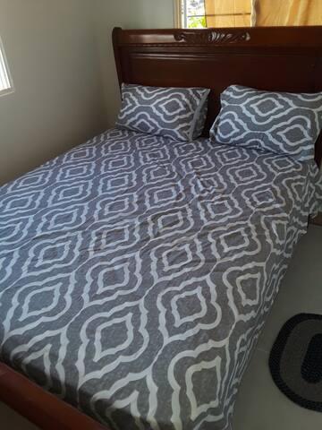 Hospedaje completo, cómodo y confortable.