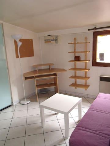 appartement/studio confortable - Dijon - Appartement
