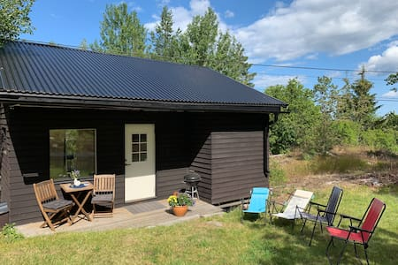 Small house with loft. 25 min from Stockholm