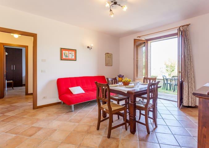 "Apartment Perugia ""A Casa Mia"" - Canalicchio - Wohnung"