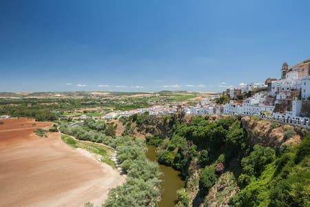 Casa Blues cliffside guesthouse - 阿尔科斯-德拉弗龙特拉 (Arcos de la Frontera) - 住宿加早餐