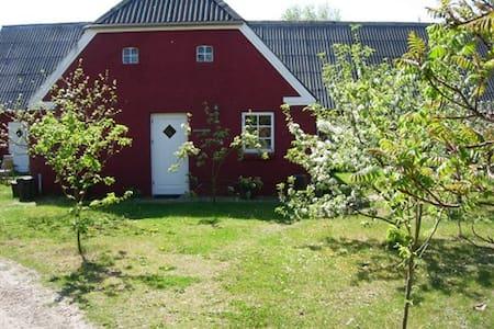 Anneks - a mordernized farmhouse