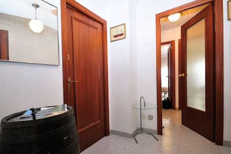 Cheap bedrooms in Blanes! (No kitchen!) - Blanes