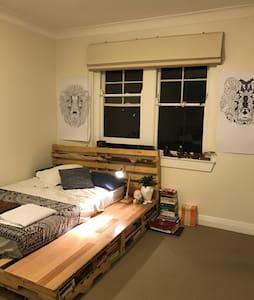 Private room in Rose Bay flat - Rose Bay - 公寓