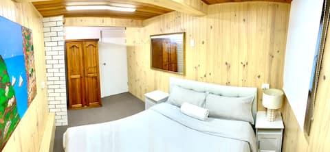 Private room next to Drummoyne Bay Run