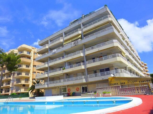 Apartamentos Zahara - Rentalmar  Centro Salou .