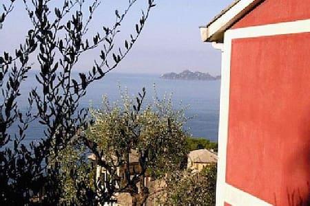 Zoagli: breathtaking view - Zoagli - Квартира