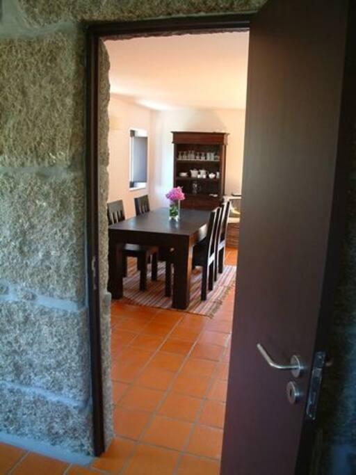 Casa de Gondomil - sala