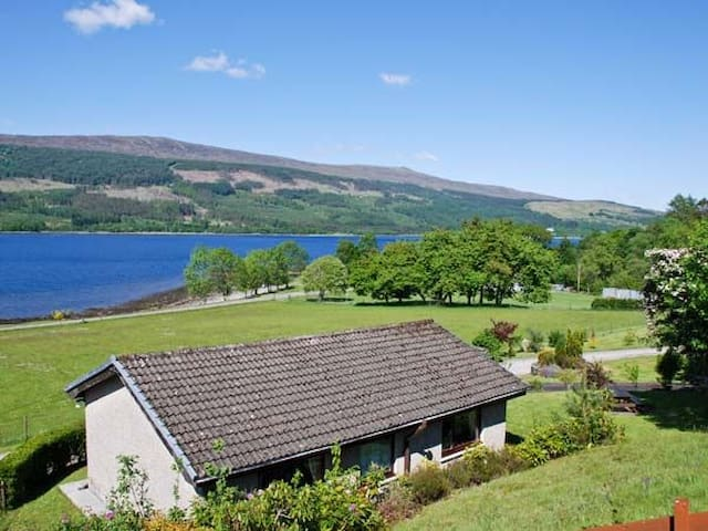 Loch View Cottage, Blaich, near Fort William