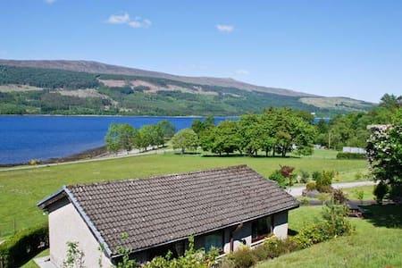 Loch View Cottage, Blaich, near Fort William - Blaich - Bungalow