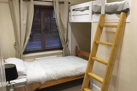 Cosy bunk room