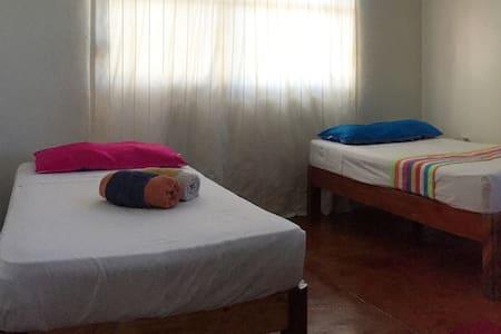 3 single bed bedroom near Carrizalillo
