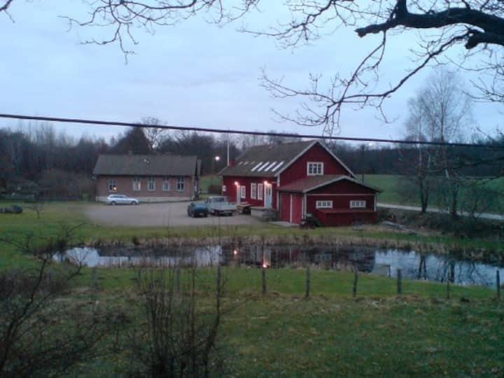 Naturnära boende i Tjörnarp