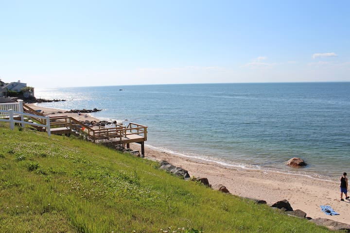 Lovely Beach Condo in Wine Country - Southold - Departamento