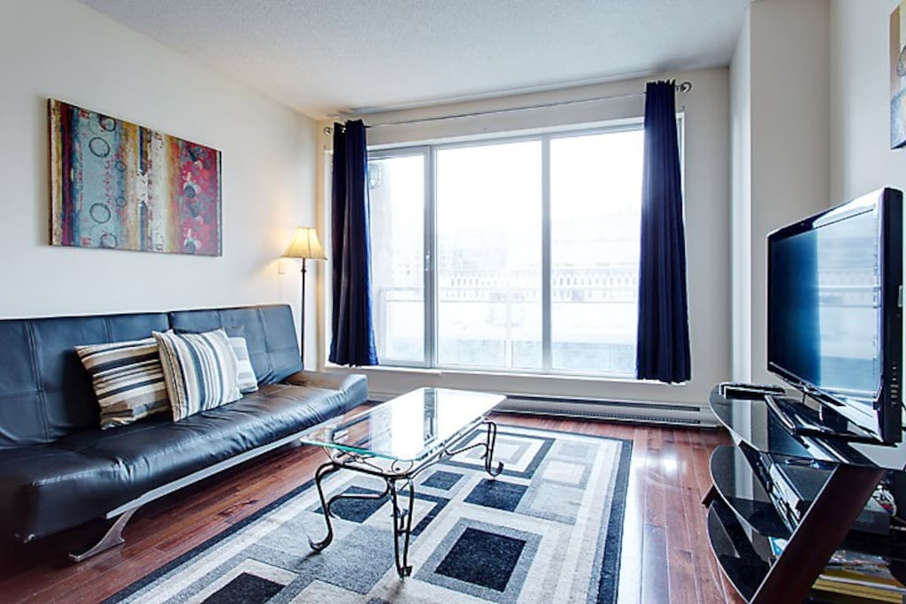 FURNISHED SUITE IN OLD MONTREAL