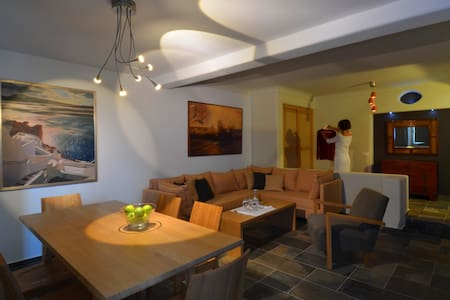 Comfortable Apartment Open Plan