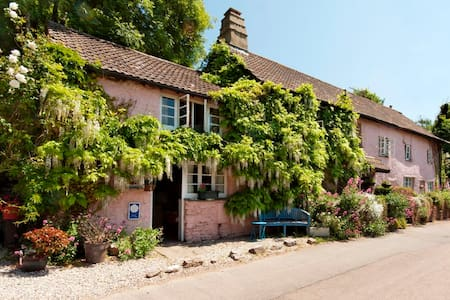 Traditional Devon Stone Cottage - Torbay - Casa