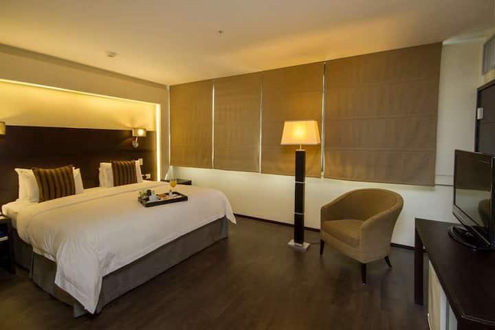 Unipark Hotel - Deluxe Suite