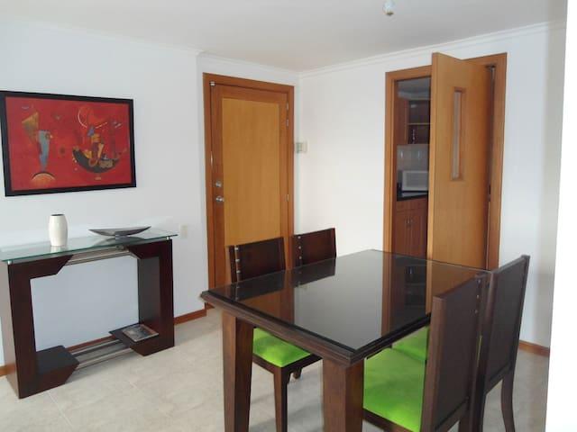 El Vergel 1503 lot of amenities - Medellin - Apartment