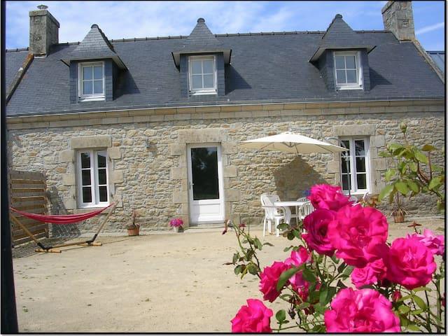 Longère Bretonne - Plobannalec-Lesconil - Haus