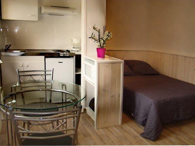 Studio calme avec parking au coeur de Sarlat - Sarlat-la-Canéda - Apartamento