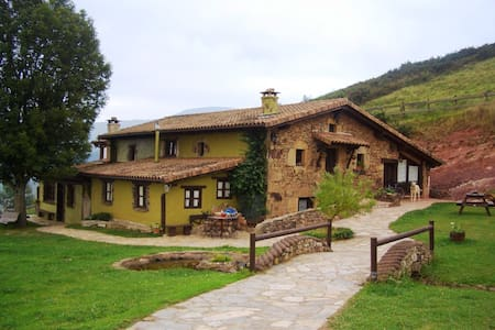 Your vacation in the mountains - Esles - Apartemen