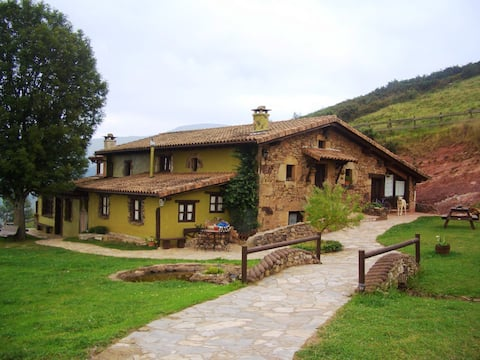 Your vacation in the mountains