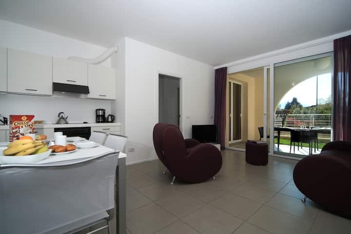 E001 Appartamento standard 2 camere