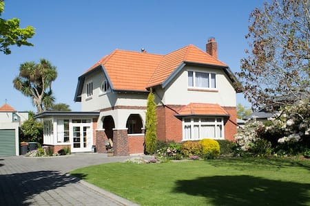 Craighead Bed and breakfast - Timaru - Bed & Breakfast