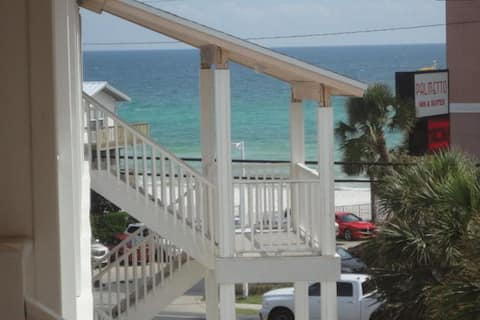 Steps Away from the Beach