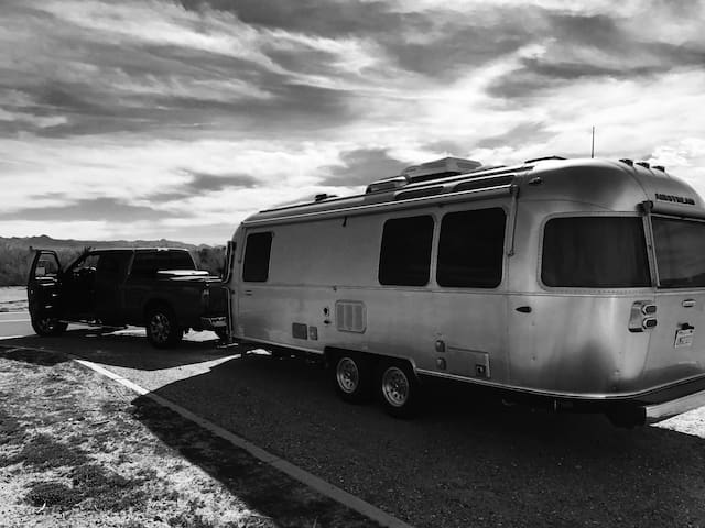 Grand Canyon in a 2016 Airstream (food included) - Grand Canyon Village - Autocaravana