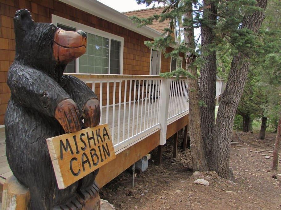 Mishka Cabin