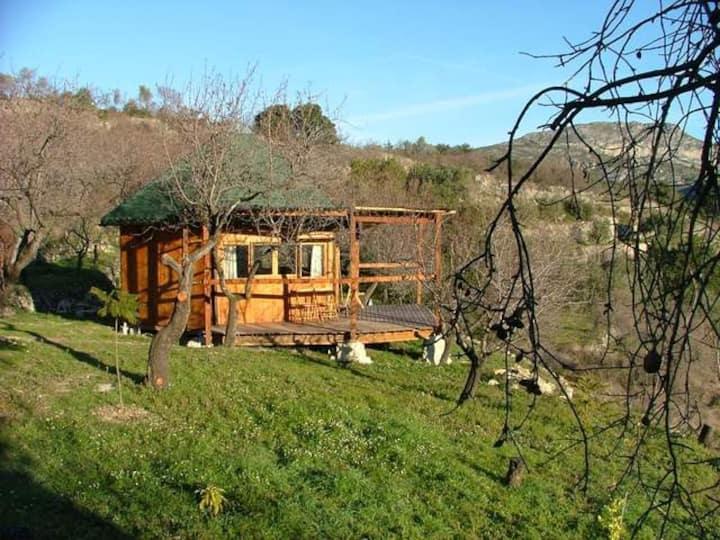 Solterreno cabin mountain retreat