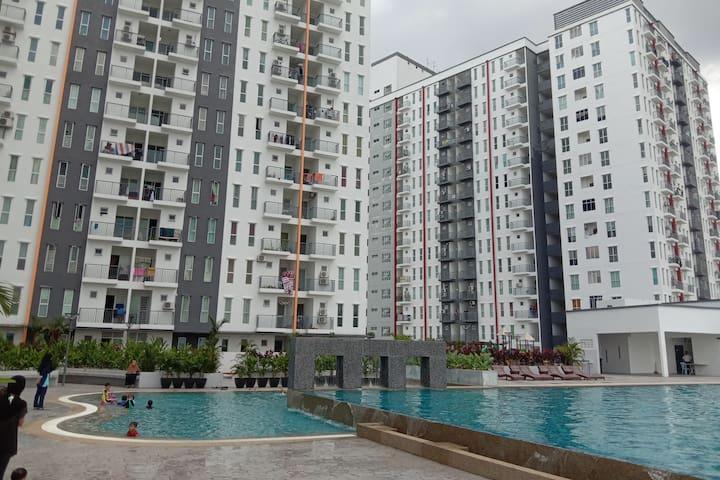 Homestay Idaman - Ascotte Boulevard Semenyih