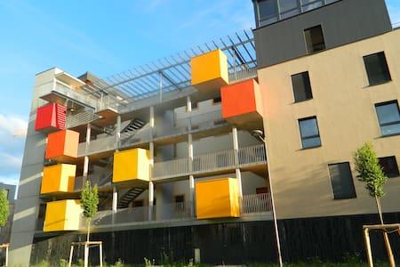 LE GITE ECO QUARTIER DES BRASSERIES - Apartament