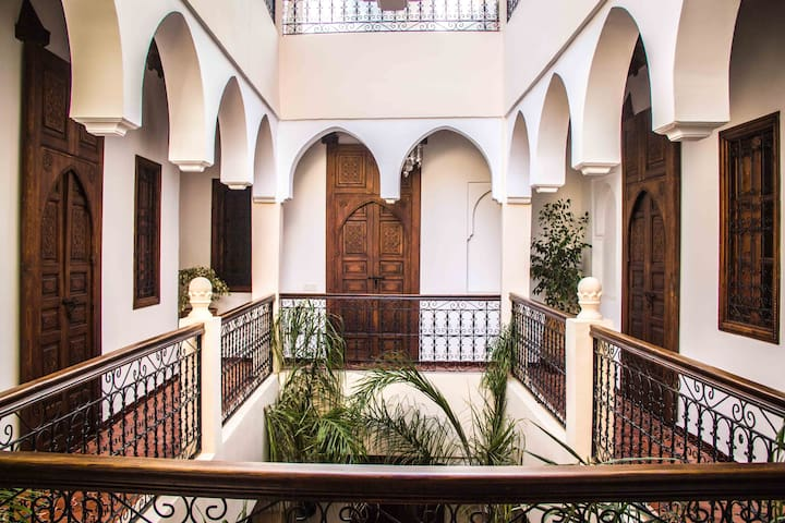 Lovely Exclusive Riad in the Medina