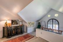 Loft suite in historic home