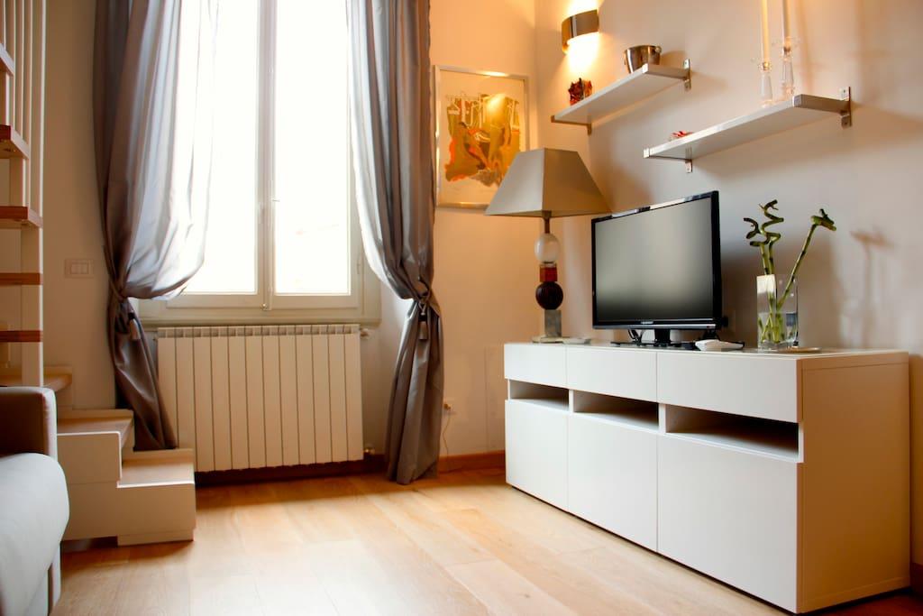 Cozy & Bright Flat Santa Maria Novella